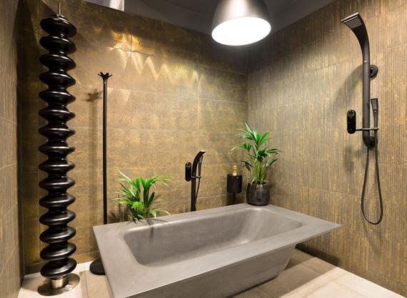 salle de bains Question d'ambiance